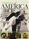 img - for Visions of America: A History of the United States, Combined Volume, Black & White Plus NEW MyHistoryLab with Pearson eText -- Access Card Package (2nd Edition) book / textbook / text book