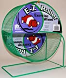 "Brand New Prevue Pet Products Wire Mesh Ferret Wheel 11in Assorted Colors ""Small Animal - Cage Accessories / Toys"""
