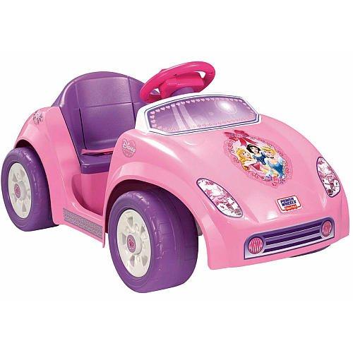 Power Wheels Disney Princess Tot Rod front-1014593