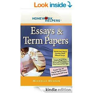 Term paper helpers
