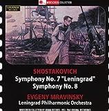 Leningrad Philharmon Shostakovich: Symphony No. 7, 'leningrad'/Symphony No. 8