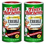 Tony Chacheres Original Creole Seasoning, 17 oz (Pack of 2)
