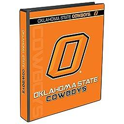 C.R. Gibson 3-Ring Binder, Oklahoma State Cowboys (C916104WM)