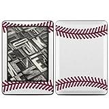 Kindle(2014年発売) スキンシール【Baseball】