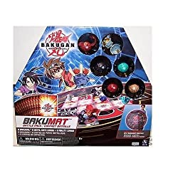 Bakugan Bakumat Battle Pack
