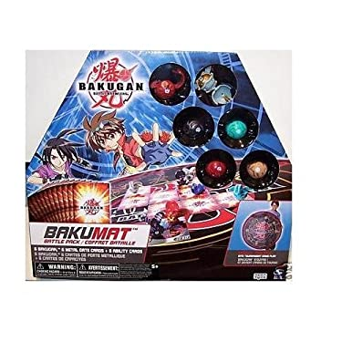 Bakugan Bakumat Battle Pack