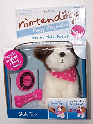 Commonwealth Nintendogs Puppy Playmates - Shih Tzu at Sears.com