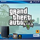 Buy Sony Playstation 3  500GB Grand Theft Auto V Bundle