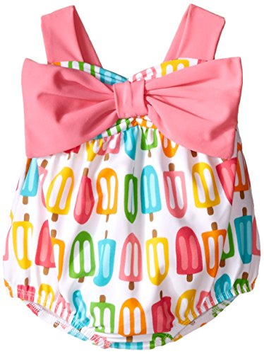 Mud Pie Baby Popsicle Swimsuit, Multi, 6-9 Months
