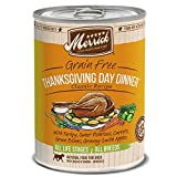 Merrick Classic Grain Free Thanksgiving Day Dinner Wet Dog Food, 13.2 Oz, Case Of 12 Cans