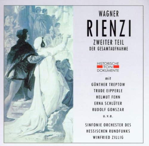 Rienzi (Zweiter Teil) - Wagner - CD