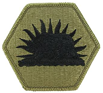 army national guard unit patches car interior design