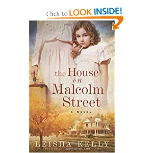 The House on Malcolm Street by Leisha Kelly :Book Review