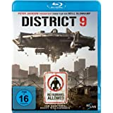"District 9 [Blu-ray]von ""Sharlto Copley"""