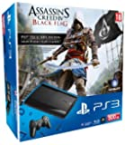 Sony PlayStation 3 500GB Console with Assassin's Creed IV: Black Flag