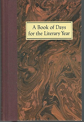 a-book-of-days-for-the-literary-year