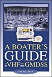 img - for A Boater's Guide to VHF and GMDSS by Sue Fletcher (2002-05-29) book / textbook / text book