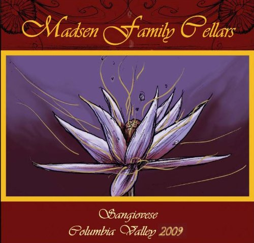 2009 Madsen Family Cellars Sangiovese 750 Ml