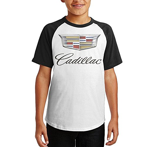 t-usa-unisex-teenager-cadillac-logo-short-sleeve-raglan-jersey-shirt
