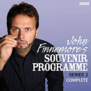 John Finnemore's Souvenir Programme: The Complete Series 2 Audiobook