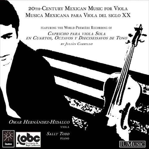 Buy Twentieth-Century Mexican Music for Viola From amazon