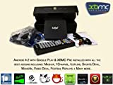 Dual Core Android TV Box XBMC Midnight MX Dual ARM Cortex A9 Build in WiFi Remote Control(ROM 8GB RAM 1GB)