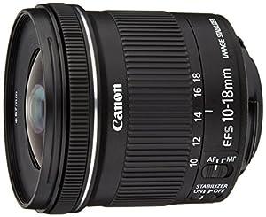Canon EF-S 10-18mm 1:4,5-5,6 IS STM Objektiv