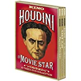Houdini: The Movie Star (Three-Disc Collection) ~ Harry Houdini