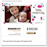 Amazon Gift Card - Upload Your Photo - Mother&#039;s Day