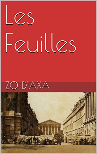 les-feuilles-french-edition