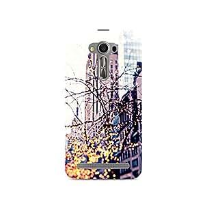 TAZindia Printed Hard Back Case Cover For Asus Zenfone Laser 2 ZE500