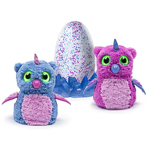 <b>Hatchimals Owlicorn Pink/Purple Egg</b>