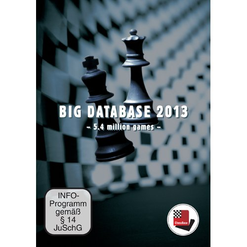 ChessBase Big Database 2013 (PC-DVD)