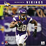 Turner - Perfect Timing 2014 Minnesota Vikings Team Wall Calendar, 12 x 12 Inches (8011483)