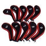 TOOGOO 10 Golf Clubs