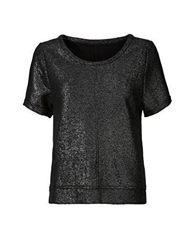 In Wear T-Shirt Manica Corta [Nero]