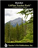 img - for Hatchet LitPlan - A Novel Unit Teacher Guide With Daily Lesson Plans (LitPlans on CD) book / textbook / text book