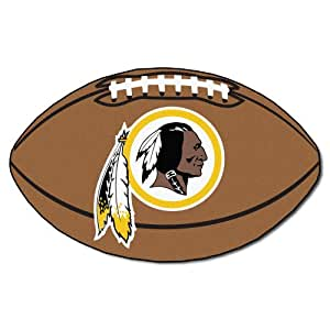 Amazon.com : FANMATS NFL Washington Redskins Nylon Face