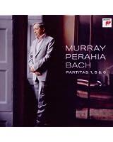 Bach: Partitas 1, 5 & 6