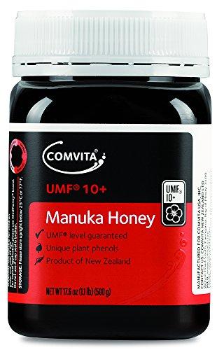 Comvita Manuka Honey UMF 10+ (Premium) New Zealand Honey, 500g (1.1lb)