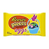 Reeses Pieces Easter Peanut Butter Pastel Eggs, 12-Ounce Bags (Pack of 4)