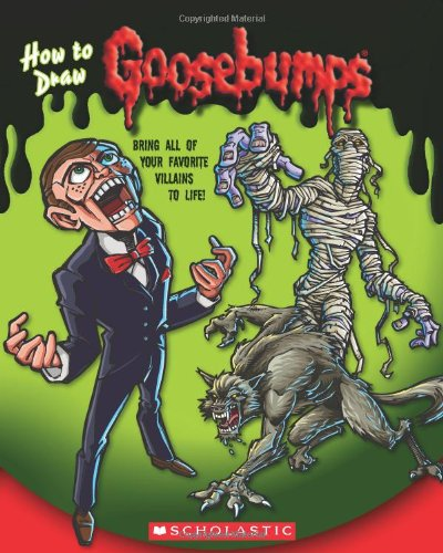 Goosebumps: How to Draw Goosebumps