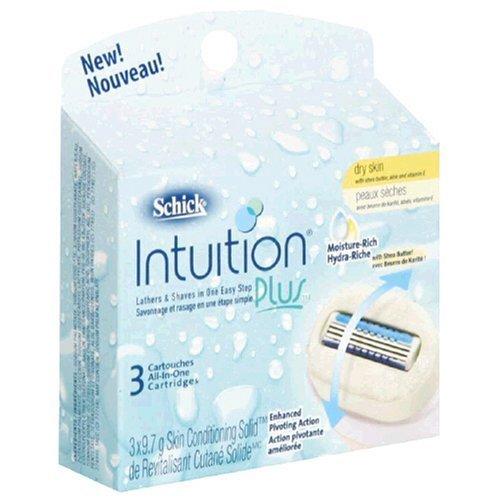 schick-intuition-plus-advanced-moisture-shea-butter-3-cartridges-by-schick