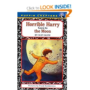 Horrible Harry Goes to the Moon Suzy Kline and Frank Remkiewicz