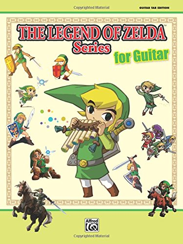 Legend of Zelda Series for Guitar