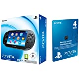 "Sony PlayStation Vita (3G+WiFi) inkl. 4 GB Speicherkartevon ""Sony"""