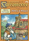 Carcassonne Abbey & Mayor 5th Extension by Rio Grande Games
