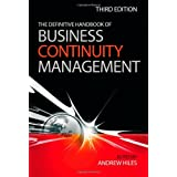 The Definitive Handbook of Business Continuity Managementby Andrew Hiles