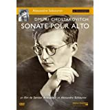 Dimitri Chostakovitch - Sonate pour Altopar Semion Aranovitch