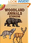 Woodland Animals Stickers